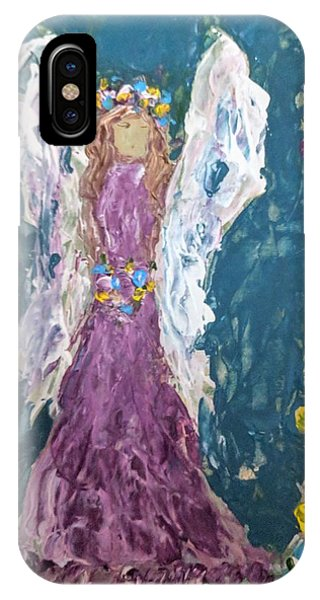 Angel Diva IPhone Case