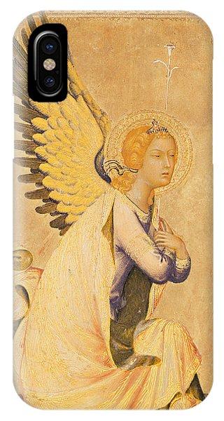 Angel Gabriel  IPhone Case