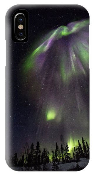 Angel In The Night IPhone Case