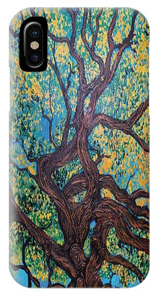 Angel Oak Young IPhone Case