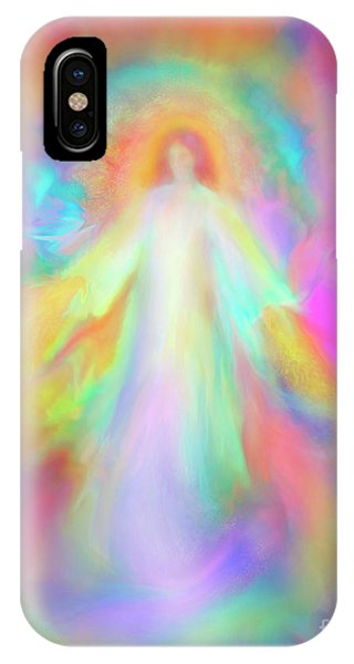 Angel Of Forgiveness And Compassion IPhone Case