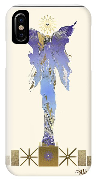 Angel Of Mercy IPhone Case