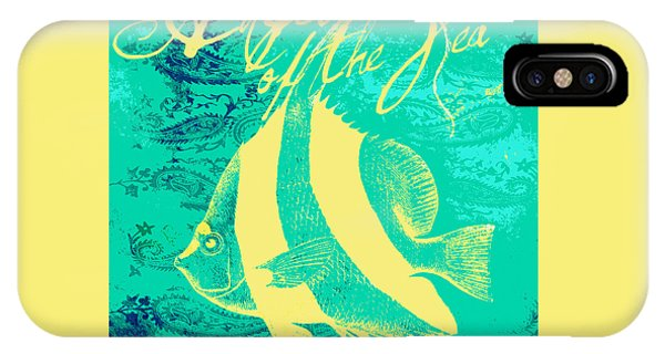Tropical iPhone Case - Angel Of The Sea by Brandi Fitzgerald