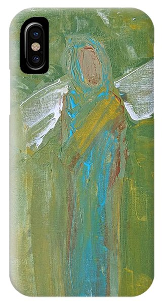 Angel Praise And Worship IPhone Case