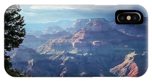 Angel S Gate And Wotan S Throne Grand Canyon National Park IPhone Case