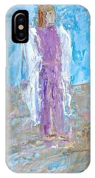 Angel With Confidence IPhone Case
