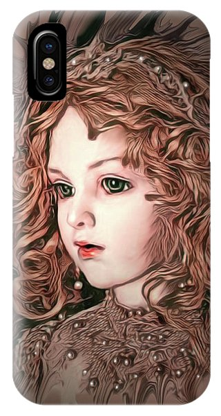 Angelic Doll IPhone Case
