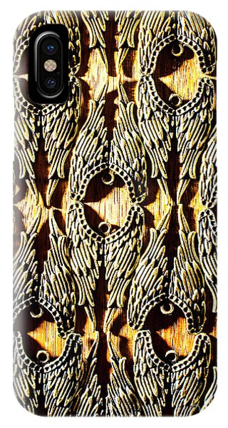 Spirituality iPhone Case - Angelic Patterns by Jorgo Photography - Wall Art Gallery
