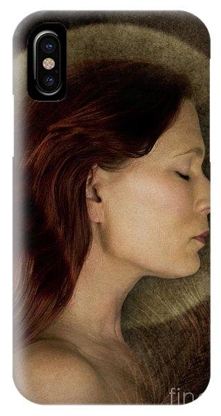 Angelic Portrait IPhone Case