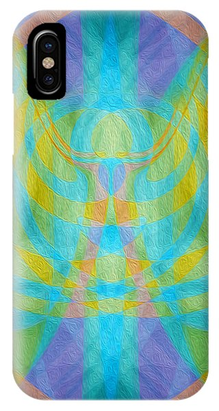 Angelic Presence IPhone Case