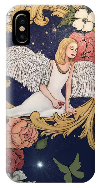Angels Dream IPhone Case