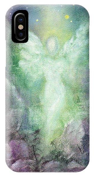 Angels Journey IPhone Case