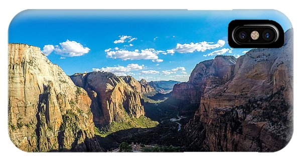 Angels Landing IPhone Case