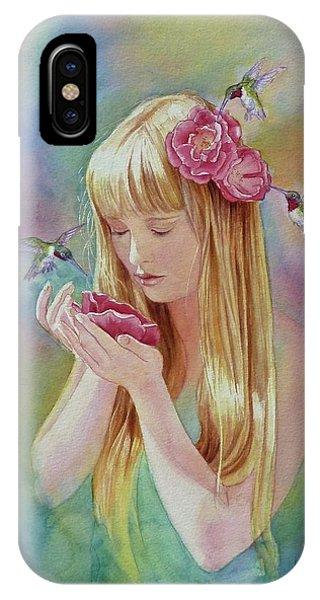 Angel's Nectar IPhone Case
