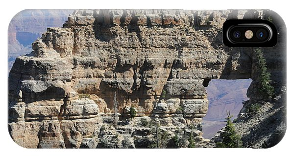 Angel's Window  -- North Rim Grand Canyon IPhone Case
