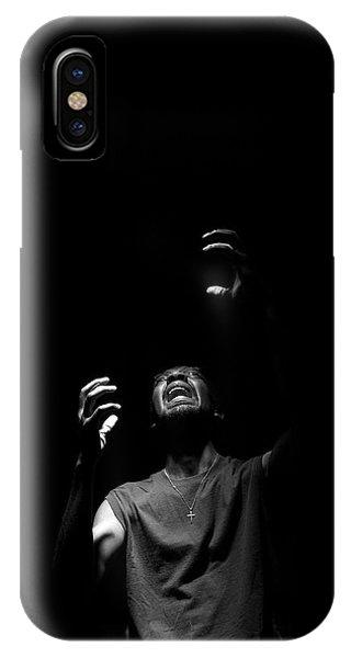 Anguish IPhone Case