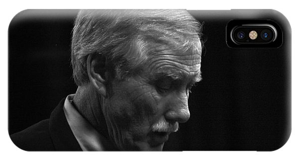 Angus King IPhone Case