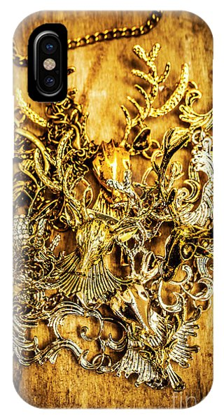 Necklace iPhone Case - Animal Amulets by Jorgo Photography - Wall Art Gallery