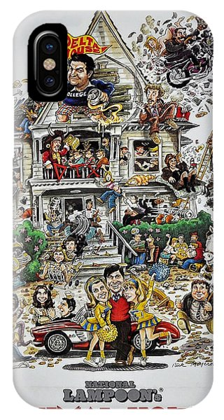Animal House  IPhone Case