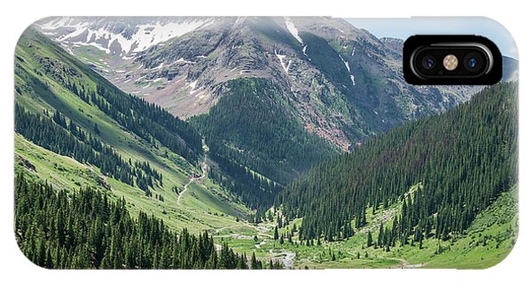 Animas Forks IPhone Case