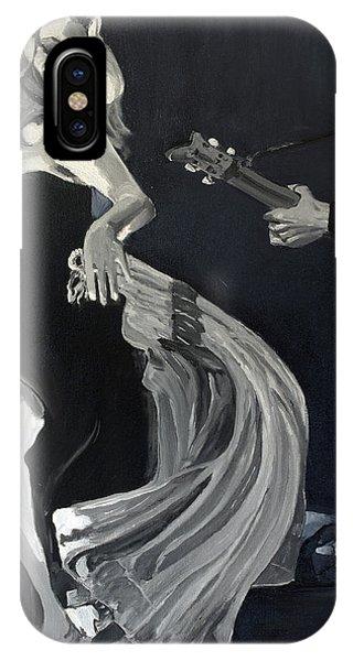 Anita Dancing Barefoot IPhone Case
