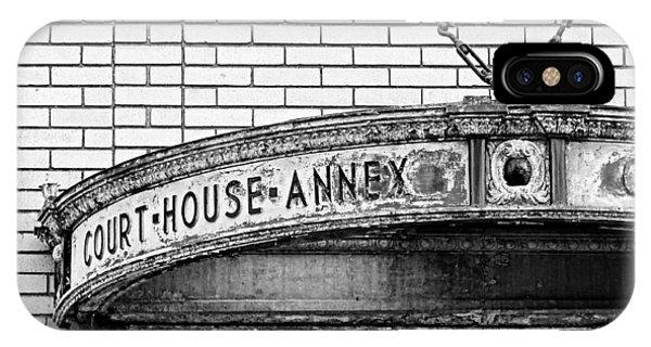 Annex IPhone Case