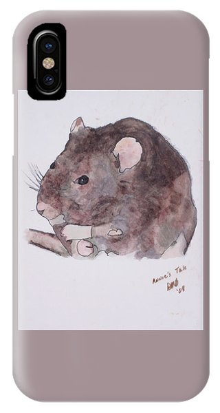 Annie's Tale IPhone Case