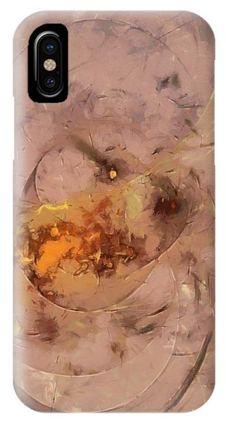 Atomic Tangerine iPhone Case - Annullable Style  Id 16102-183531-12870 by S Lurk