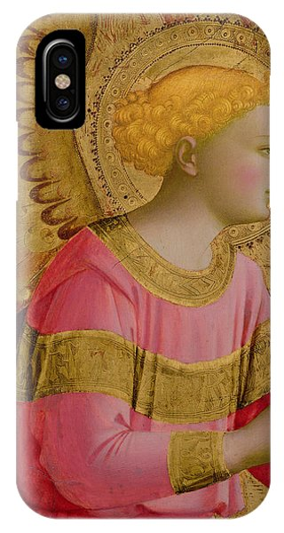 Annunciatory Angel IPhone Case