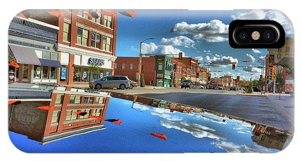 Another Pennsylvania Avenue IPhone Case
