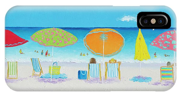 Another Perfect Beach Day IPhone Case