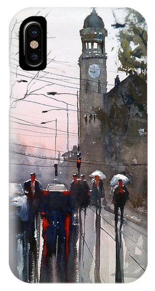 Another Rainy Day IPhone Case