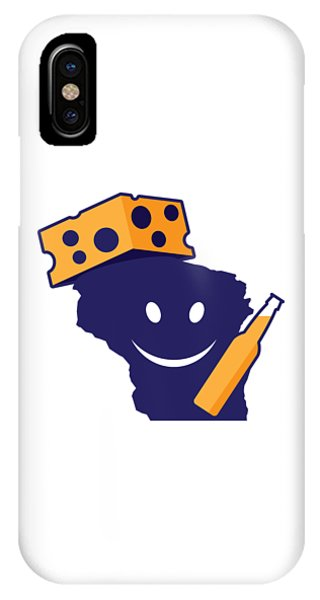 Another Wisconsin Tailgator IPhone Case