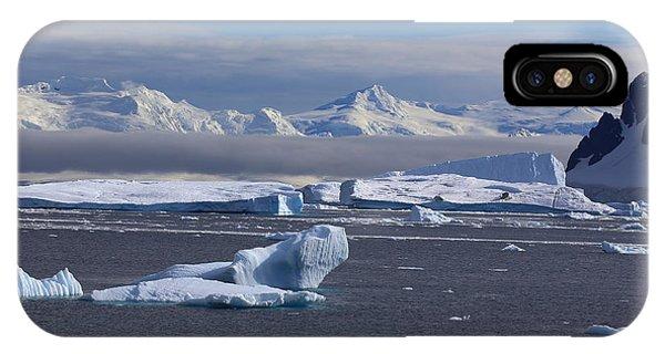 Antarctic Peninsula IPhone Case