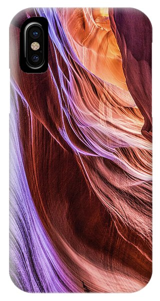Antelope Canyon Air Glow IPhone Case