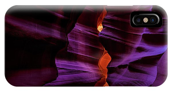 Antelope Canyon Glow IPhone Case