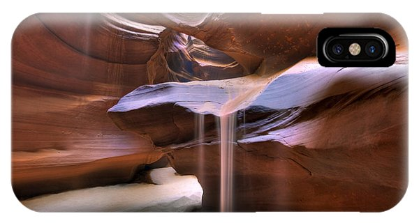 Antelope Canyon Shifting Sands IPhone Case