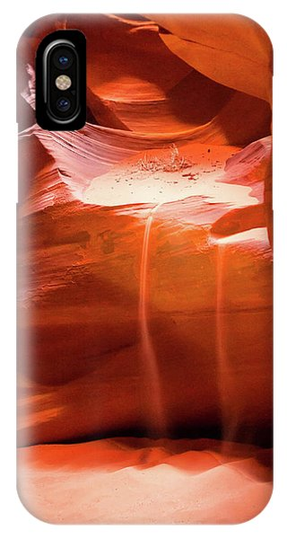 Antelope Canyon - The Falls IPhone Case