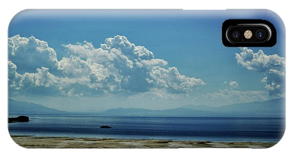 Antelope Island, Utah IPhone Case
