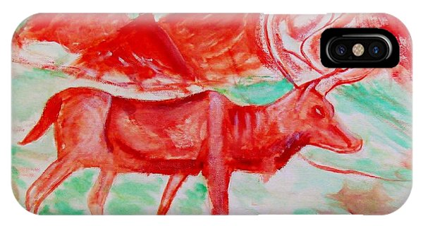 Antelope Save IPhone Case