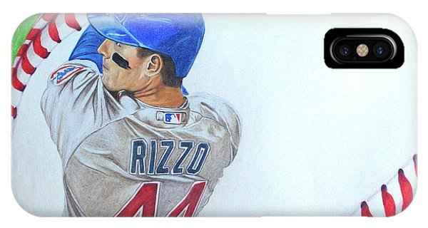 Anthony Rizzo 2016 IPhone Case
