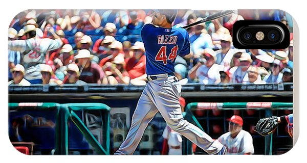 Anthony Rizzo IPhone Case
