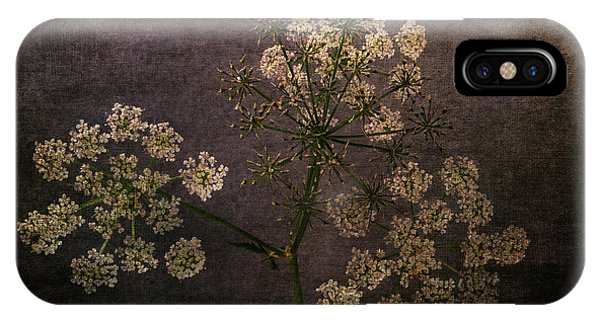 IPhone Case featuring the photograph Anthriscus Sylvestris by Randi Grace Nilsberg