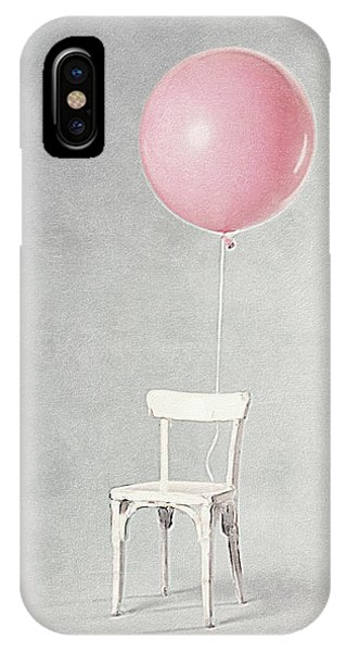 IPhone Case featuring the mixed media Anticipation by Susan Maxwell Schmidt