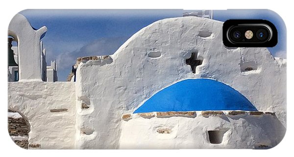 IPhone Case featuring the photograph Antiparos Island Greece  by Colette V Hera  Guggenheim