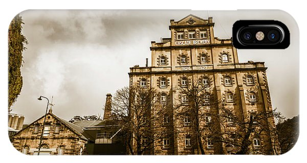 Exterior iPhone Case - Antique Australia Architecture by Jorgo Photography - Wall Art Gallery