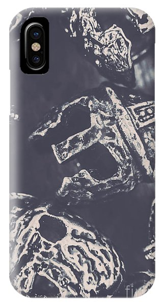 Mythology iPhone Case - Antique Battles by Jorgo Photography - Wall Art Gallery