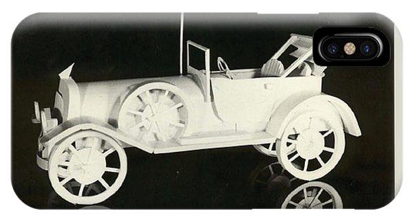 Antique Car IPhone Case