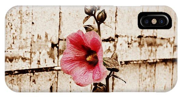 Antique Flower IPhone Case