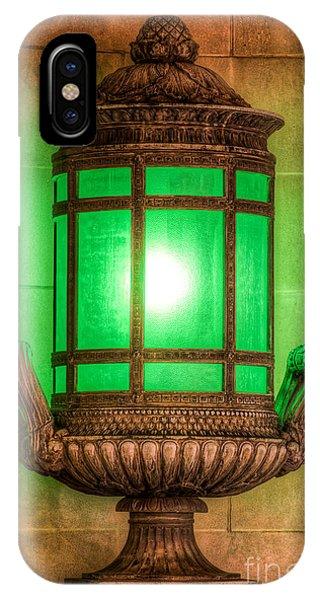 Antique Lantern IPhone Case